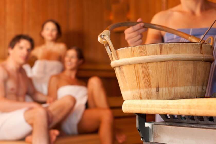 sauna fick